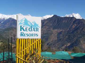 kedar resorts gupkashi