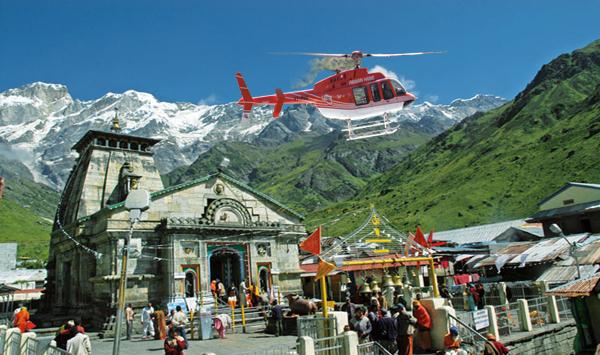 kedarnath helicopter online booking 2021