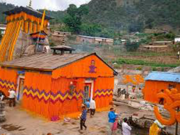 wedding destination triyuginarayan temple